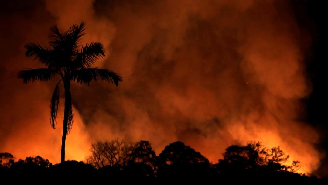 Francia envía bomberos y drones a Bolivia para combatir incendios en Amazonia