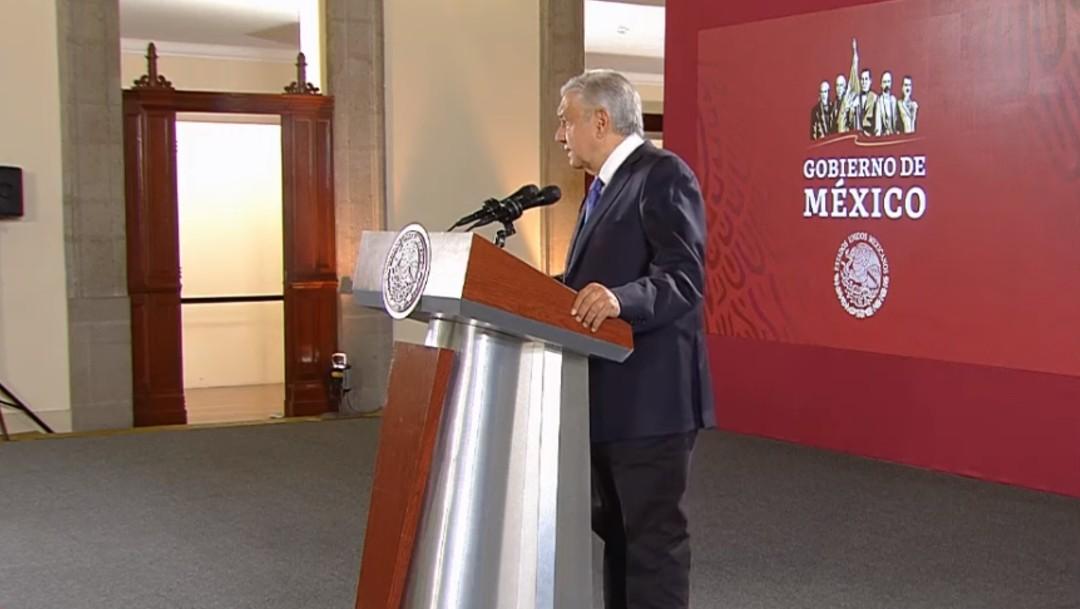 Foto: López Obrador, 27 de septiembre de 2019, Ciudad de México