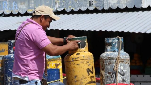 FOTO AMLO pide a CRE no subir precio del gas LP (Martín Zetina/Cuartoscuro)