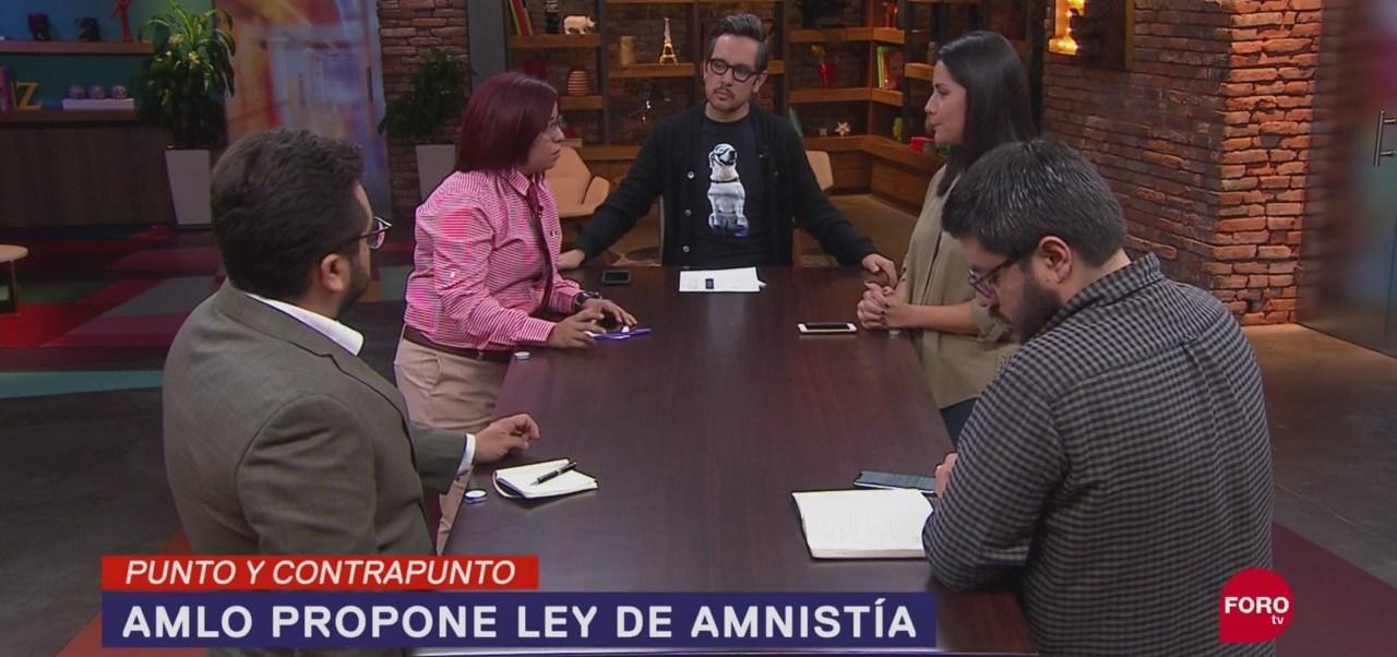 FOTO: AMLO propone amnistía, 16 septiembre 2019