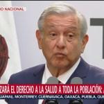 FOTO: AMLO rinde informe sobre salud en México, 1 septiembre 2019