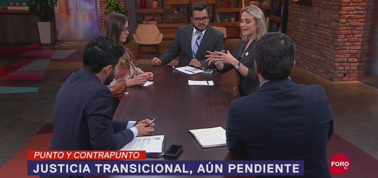Foto: Amnistía Primer Paso Justicia Transicional 18 Septiembre 2019
