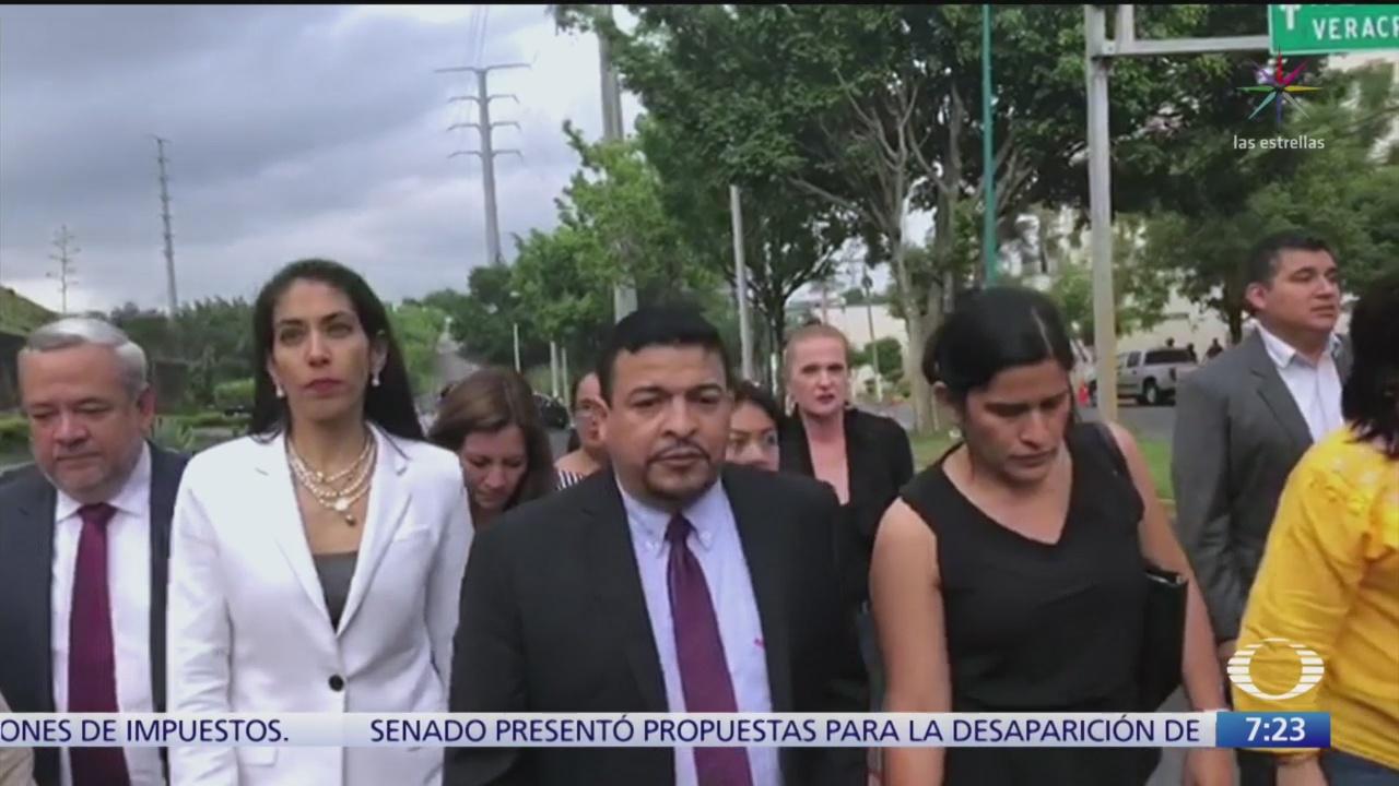 Analizan proceder contra el exfiscal suspendido de Veracruz, Jorge Winckler