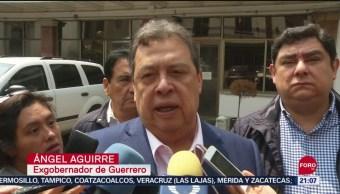 FOTO: Ángel Aguirre ampliará declaración por caso Ayotzinapa, 17 septiembre 2019
