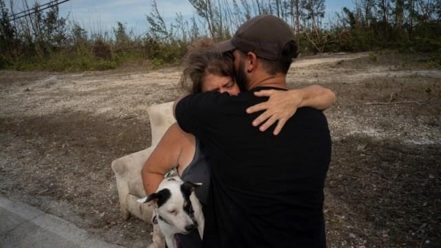Foto: 17 de las víctimas mortales se encontraban en las Islas Ábaco, 4 de septiembre de 2019 (AP)