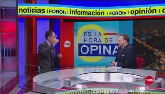 Foto: Arturo Herrera Secretario Hacienda Explica Presupuesto 2020 11 Septiembre 2019