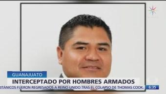 Asesinan a regidor de Apaseo, El Alto, Guanajuato