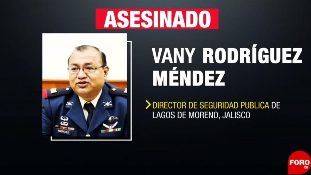 Asesinan a director de Seguridad Pública de Lagos de Moreno, Jalisco