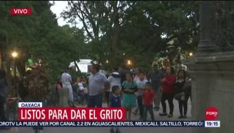 FOTO: Así se prepara Oaxaca para el Grito de Independencia, 15 Septiembre 2019