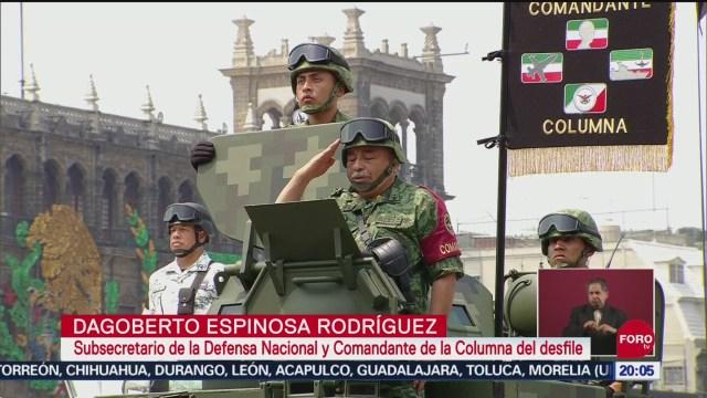 FOTO: Así se realizó el Desfile Militar 2019, 16 septiembre 2019