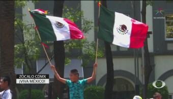 FOTO: Así se vivió el 209 aniversario de la Independencia de México, 16 septiembre 2019