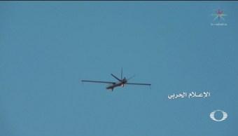 FOTO: Ataque con drones a petroleras de Arabia eleva los precios del crudo, 16 septiembre 2019