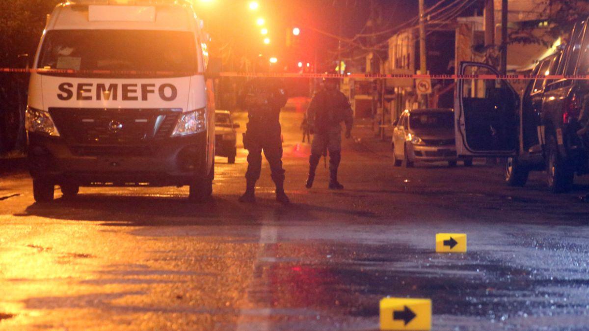 Ataque en bar de Jiutepec, Morelos