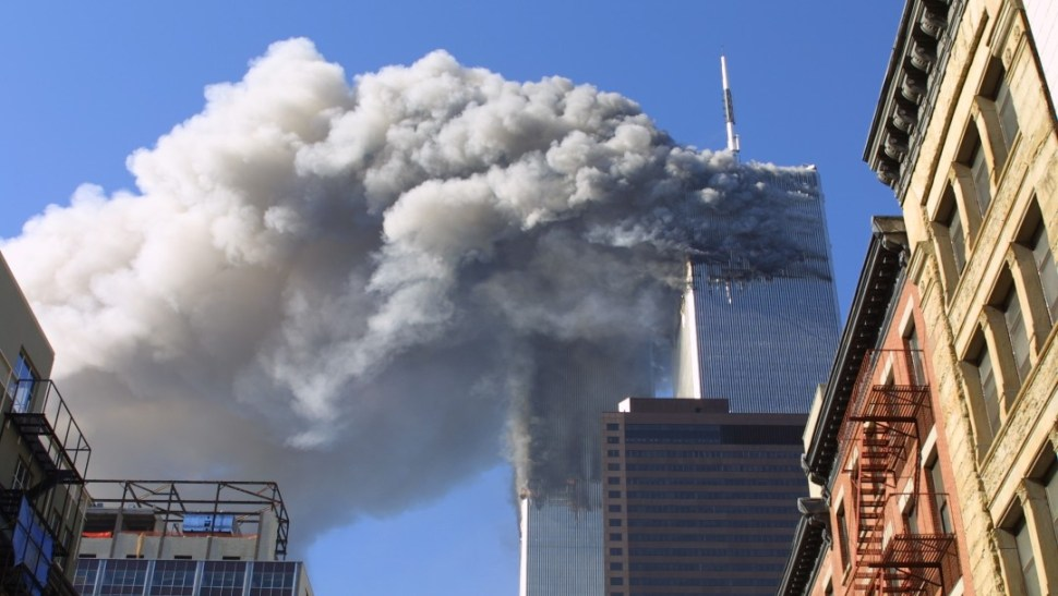 Foto: Atentados 11-S, 11 septiembre de 2001, Nueva York