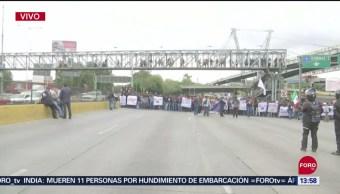 FOTO: Autoridades Capitalinas Dialogan Manifestantes Policía Federal