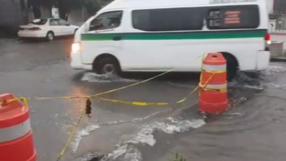 Foto: Las lluvias se prevén fuertes y muy fuertes por lo que piden extremar precauciones, 28 de septiembre de 2019 (Noticieros Televisa)