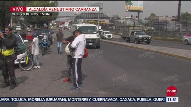 Balacera deja muertos y heridos en la Venustiano Carranza, en CDMX