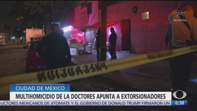 Balacera en la Doctores podría ser disputa entre pandillas