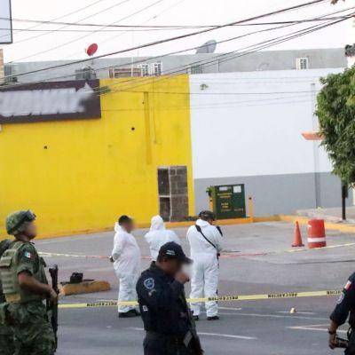 Identifican a dos fallecidos en balacera en terminal de Cuernavaca