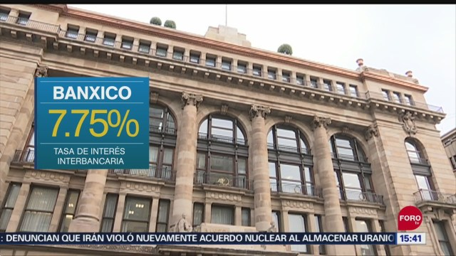 FOTO: Banxico baja tasa de interés