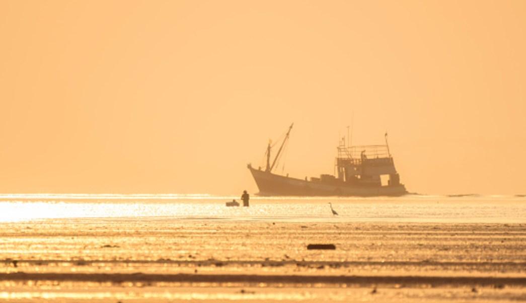 Imagen: De acuerdo con Enrique Gómez, capitán del puerto de Matamoros, las maniobras para regresar a mar adentro a la embarcación se mantenían desde la semana pasada, 18 de septiembre de 2019 (Getty Images, archivo)
