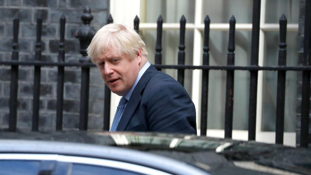 Foto: Boris Johnson, 4 de septiembre de 2019, Reino Unido