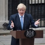 Foto: Boris Johnson, 2 de septiembre de 2019, Londres