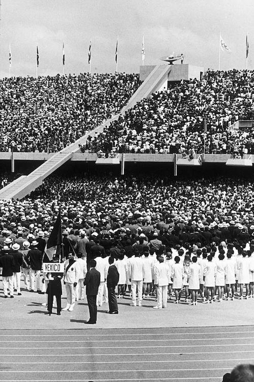 Foto Juegos Olímpicos México 1968