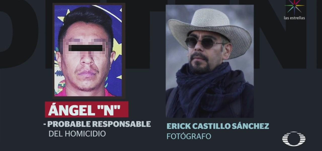 Foto: Detienen Asesino Erick Castillo Fotógrafo Roma 20 Septiembre 2019