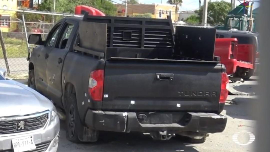 Policías amedrentan a testigo clave en ejecución de 8 personas en Nuevo Laredo