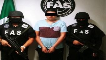Foto Cae principal responsable del secuestro de la mamá de Bruno 11 septiembre 2019