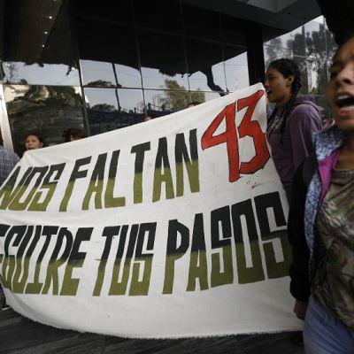 A cinco años de la desaparición de 43 normalistas de Ayotzinapa