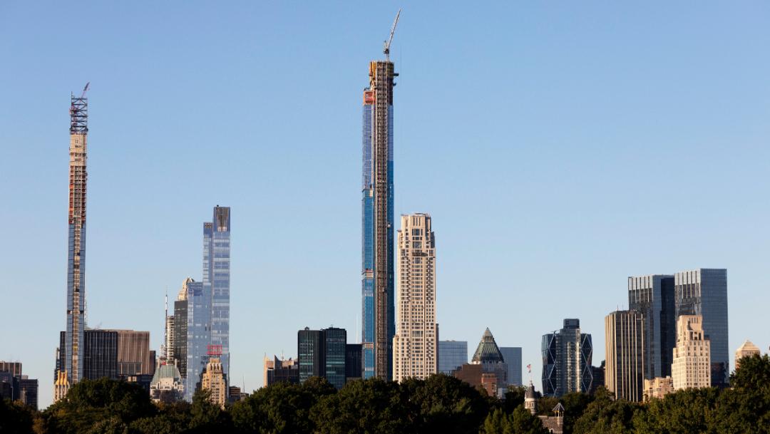 Foto:Central Park Tower. 19 Septiembre 2019