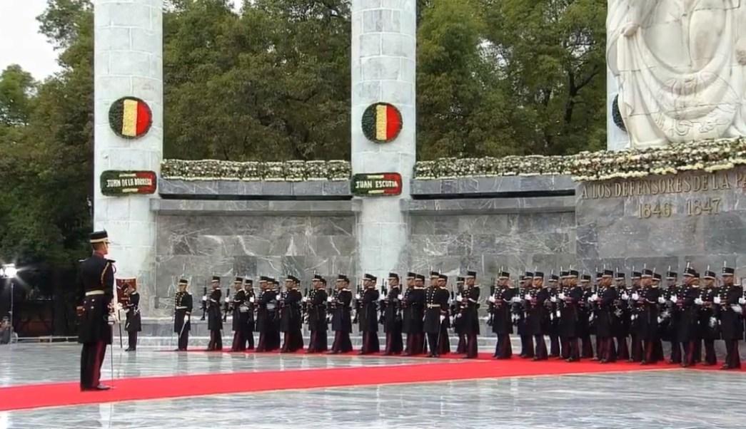 Foto: Ceremonia Niños Héroes, 13 de septiembre de 2019, Ciudad de México
