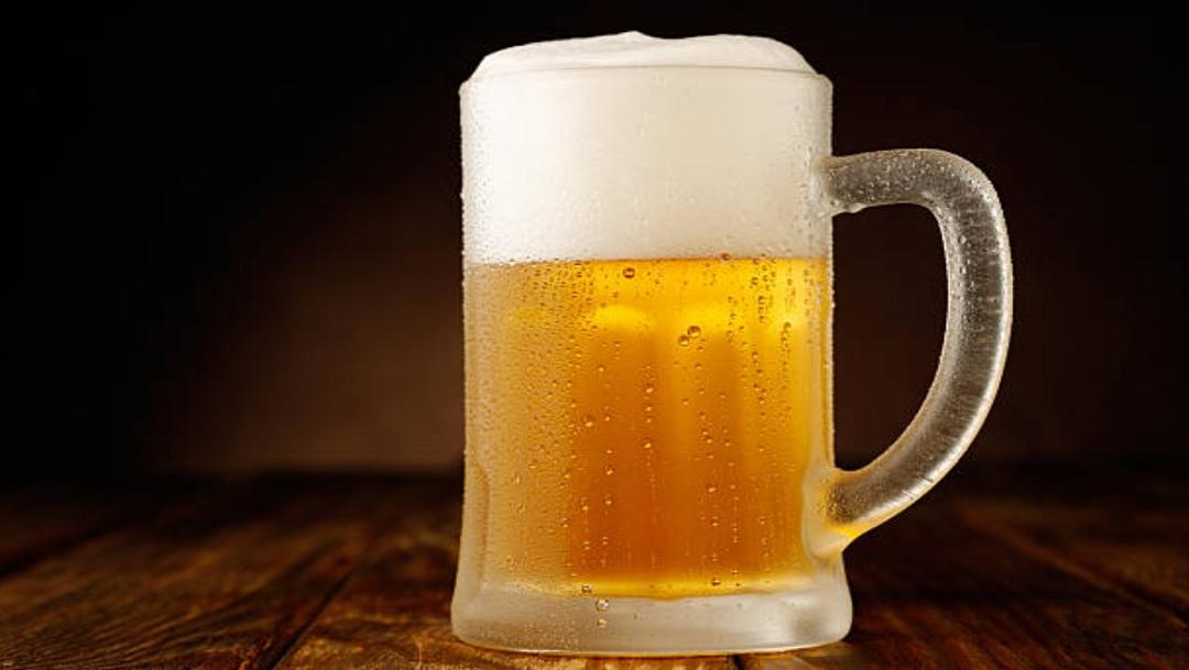Dieta a base de cerveza por militar