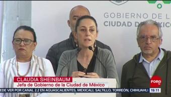 FOTO: Claudia Sheinbaum inaugura punto de innovación en Iztacalco, 8 septiembre 2019