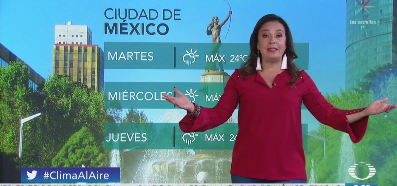 FOTO: Clima Al Aire: Prevén lluvias en gran parte de México, 16 septiembre 2019