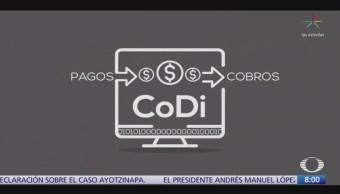 CODI, mecanismo de cobro digital sin comisiones