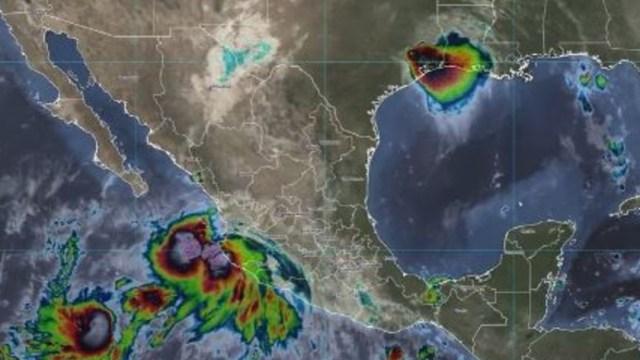 Reportan afectaciones en diversos puntos de Colima tras paso de 'Lorena'