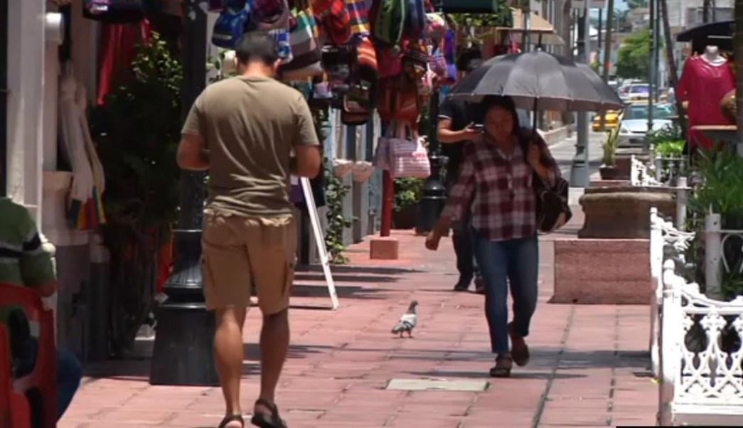 Foto: En Colima se rebasaron los niveles históricos registrado en la Conagua desde 1950, 1 de septiembre de 2019 (Noticieros Televisa)