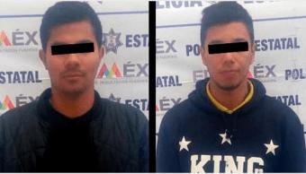 Foto: Dos ciudadanos colombianos fueron detenidos por práctica 'gota a gota', 21 de septiembre de 2019 (SS)
