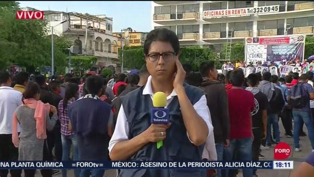 FOTO: Conmemoran quinto aniversario del caso Ayotzinapa en Iguala, Guerrero, 27 septiembre 2019