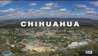 Conociendo las cuevas de Naica, en Chihuahua