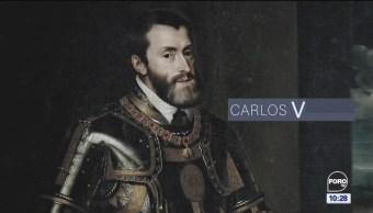 Conociendo más sobre Carlos V