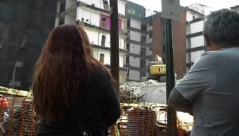Desesperados y en la calle, así viven los damnificados, a dos años del sismo 19-S