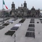 FOTO Así fue el desfile militar 2019 en la Ciudad de México, encabezado por AMLO y con la participación de la Guardia Nacional (Cuartoscuro/Galo Cañas)