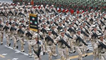Cierran circulación en Zócalo capitalino por Desfile Militar