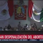 Foto: Despenaliza Aborto Oaxaca Segundo Estado México 20 Septiembre 2019