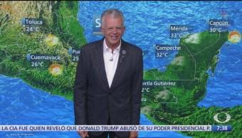 Foto: Zona Inestabilidad Provocará Lluvias México