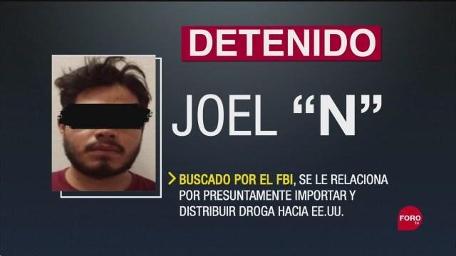 FOTO: Detienen en Puebla a hombre buscado por el FBI, 14 septiembre 2019